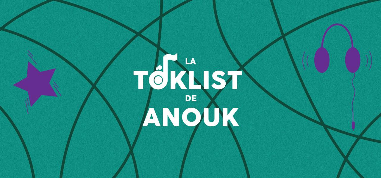 La TökList de ANOUK