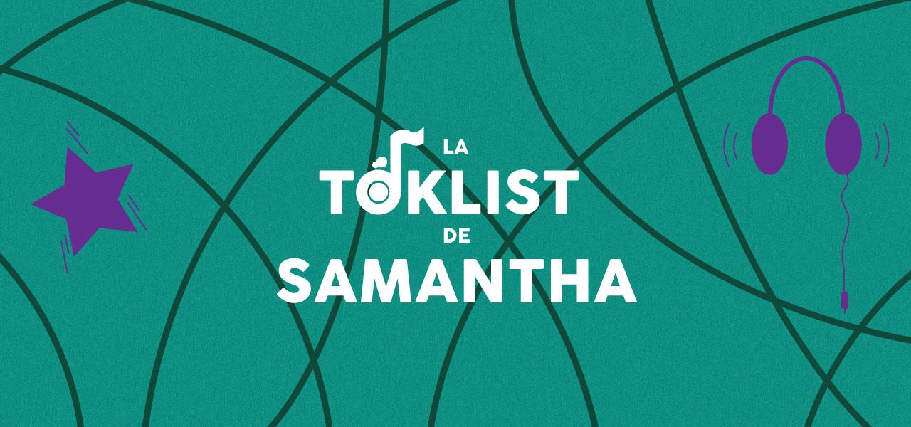 La TökList de SAMANTHA
