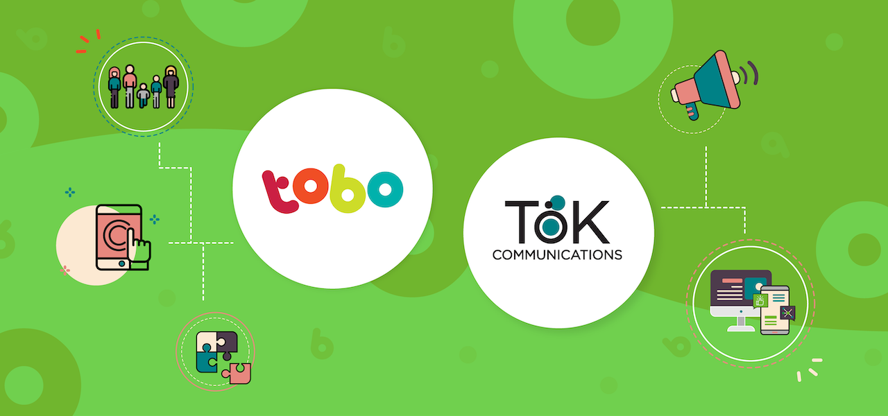 TOBO Studio rejoint la famille de TöK Communications!